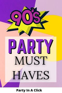 90s Themed Party Drinking Game, bring it back with this throwback to the 1990s game.If you are planning or hosting a 90s theme party, than this drinking game is for you! With over 100 cards, you and your gang will be laughing and drinking with a few 90s references along the way!90s theme party drinking game, 90s party ideas, 90s bachelorette party, 90s birthday party, nineties party, dirty thirty.Nineties Retro Throwback Drinking Game| 90s Themed Party| 30th Birthday Party Ideas 30th Birthday Parties, Birthday Games, Birthday Party Decorations, Bachelorette Drinking Games, Fun Drinking Games, Bachelorette Decorations, Bridal Shower Party, Party Printables, Baby Shower Themes