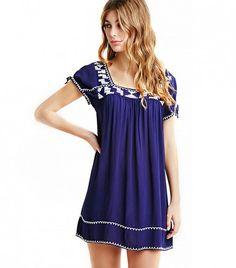 Summer shift dresses canada | Dressing room blog