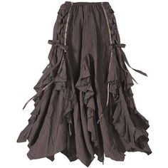 Love this skirt... have just the boots to wear it with :)