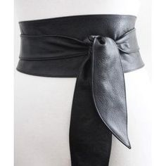 Black Belt Bridal Sash Real leather obi belt Wrap tie belt - Black Belt - Ideas of Black Belt - Black leather obi belt is made from real leather with a grainy finish. This beautiful belt will Cinch in your waist and get instant curves and a Leather Corset Belt, Real Leather Belt, Leather Belts, Women's Belts, Cinto Corset, Cinto Obi, Ceinture Large, Plus Size Belts, Obi Belt