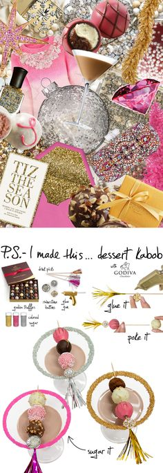 Prepping to host a fabulous holiday soirée? Check out how one of our holiday insiders, P.S I Made This…makes #GODIVA a part of her holiday celebrations with our delicious truffles!
