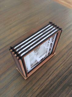Couronne 05 3 mm MDF bois découpé au laser Craft Blanc Forme scrapbook carte embellir