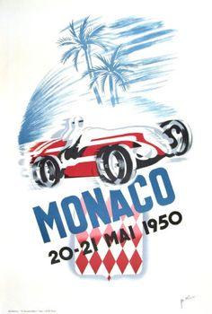 Monaco Grand Prix - 1950