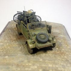 Sdk.Fz 1 Kubelwagen  - 1:35 by Daz