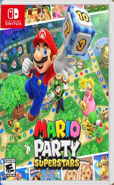 Mario Party Superstars Switch NSP Free DownloadMario Party Superstars Switch NSPFree Download Romslab Mario Party Superstars Switch NSP Free Download Mario Party is back with five classic boards from the Nintendo 64 Mario Party games. #FreeGamesCharlotte White