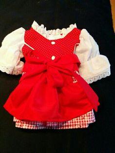 Baby-Dirndl Gr 68 neu in Jülich - Babykleidung/ -schuhe kaufen und verkaufen über private Kleinanzeigen