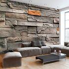 Fototapete Stein Optik 3 Farben Vlies Tapete Steinwand Wandtapete f-B-0063-a-b