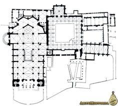 catedral de pamplona planta