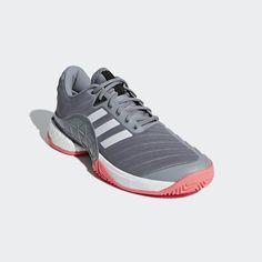Barricade 2018 Boost Shoes Cloud White 13.5 Mens Adidas Barricade 1cef3db04