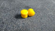 #yellow #plugs #coral