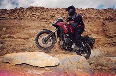 #Honda CB500X Adventure by Rally Raid Products of Northants.