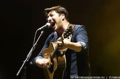 Marcus Mumford - Sept. 20, 2013  I was supposed to be there..... f my life