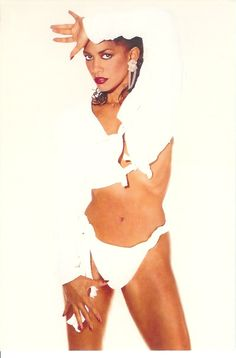 I've loved this woman from one simple song, The Glamorous Life -  Sheila E.