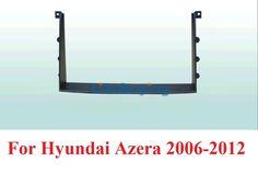 77.00$  Buy here - http://alizgl.worldwells.pw/go.php?t=1988105761 - 177*99.6mm 2 Din Car Frame Dash Kit / Car Fascias for Hyundai Azera 2006 2007 2008 2009 2010 2011 2012 Free Shipping 77.00$