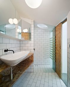 The Cubby House by Edwards Moore #interiors #bathrooms