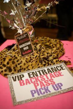 Backstage Pass Pick Up
