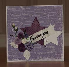 Joruns hobbyhjørne: Konfirmasjon - Jente Lily, Party Ideas, Orchids, Ideas Party, Lilies