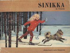 Sinikka de Finlande.