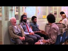 Cheech & Chongs Next Movie - brilliant scene in the welfare office. Cheech Y Chong, Musical Film, Up In Smoke, Funny Scenes, Funny Comedy, Belly Laughs, Musicals, Entertaining, Movies