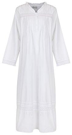 The 1 for U 100% Cotton Nightgown Vintage Design - Annabelle (XL) The 1 for U http://www.amazon.com/dp/B00IL5110O/ref=cm_sw_r_pi_dp_mw5owb0XZABM5