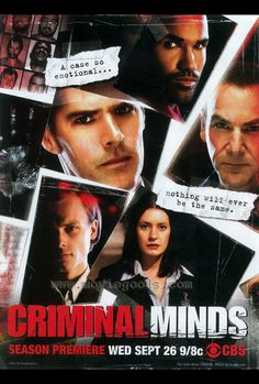 criminal minds!!!