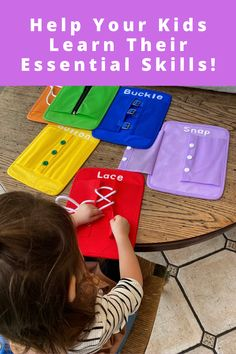 Our LilyLearn Kits are designed to help your kids learn their essential skills in no time! Parents are raving about our incredible kits!
