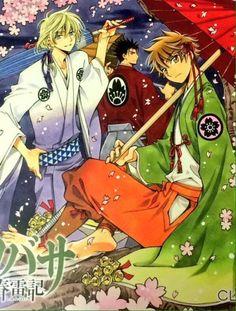 Visuel de la couverture de l'édition limitée du dernier tome de #TsubasaWorldChronicle (avec le BluRay de Shunraiki)