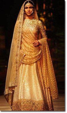 Designer Latest Sabyasachi Lehenga Collection - Wedding Lehengas Saree