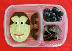 Kitchen Fun With My 3 Sons: Dracula Bento Lunch