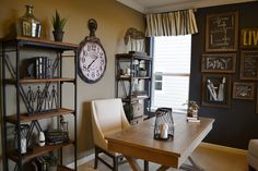 Gorgeous Office - Masculine Office