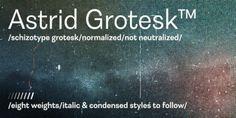 Astrid Grotesk (75% discount, family 32€)   https://fontsdiscounts.com/astrid-grotesk-66-discount?utm_content=bufferfe0ee&utm_medium=social&utm_source=pinterest.com&utm_campaign=buffer