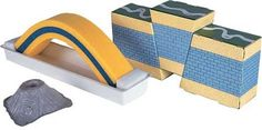 KIT: Designed to demonstrate the landform-building actions of volcanoes, folding, faulting, and earthquakes, as well as hard-to-define basic geologic terms, such as anticline, syncline, horst, graben, and lava flow. Rock Cycle, Earth Surface, Teacher Supplies, E Mc2, Oil And Gas, Earth Science, Geology, Planets, Kit