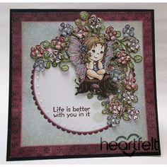 Heartfelt Creations - Fairy Life Project