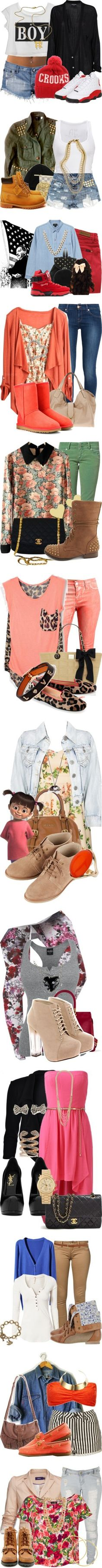 """""""What I'd Wear!"""" by nay-be-mee ❤ liked on Polyvore"""
