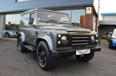 "Defender lowered by 2.5"" the vehicle to be seen in this winter #jetset #defender  http://www.westsidetc.com/used/land-rover/defender/county-hard-top-tdci-westside-edition/wednesbury/west-midlands/15238126"