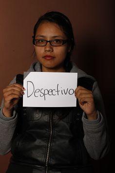 Despective, Melissa Treviño, Estudiante, UANL, Monterrey, México