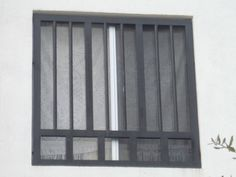Bonito modelo de rejas de ventana modernas fabricadas con rejas de hierro para casa