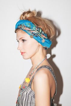 Hair scarf - Urban Outfitters