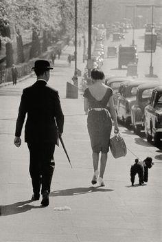 Frank Horvat : Londres 1959