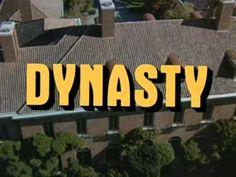 Dynasty Theme Music (Season 1)