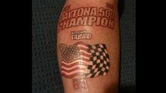 NASCAR Illustrated: One fan's Earnhardt ink   NASCAR.com Nascar Rules, Nascar Live, Nascar Illustrated, Fan Tattoo, Jr, Tattoo Ideas, Racing, Popular, Tattoos