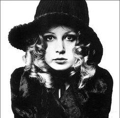Patti Boyd, model