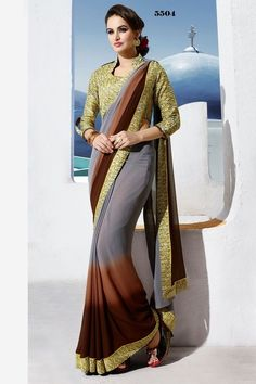 Check out this post - Catalouge Name - Sisly Printed Saree with Heavy worked Blouse Fabric - Saree- Georgette Blouse- Banglori Silk Price - 1199 free shipping created by Secondarybazaar and top similar posts, trendy products and pictures by celebrities and other users on Roposo.