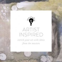 Artist Inspired is an ecourse that borrows ideas from great artists in history as a way to enliven your own art practice. Music Painting, Light Painting, Famous Artists, Great Artists, Right Brain, Thank You For Purchasing, Learning To Write, When You Love, Abstract Canvas Art