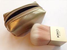 Kiko Luxurious Face Brush & Bronzer