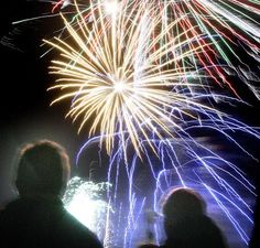 #fireworks - It's that time of year again!