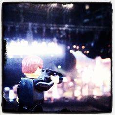 Me my Camera & Batman @ Berlin, One And Only, Photographers, Lego, Batman, Concert, Concerts, Legos