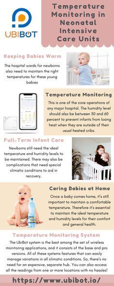 Temperature Monitoring in Neonatal Intensive Care Units Intensive Care Unit, Young Baby, Baby Warmer, Wifi, Monitor, Infant Care, The Unit, Newborns