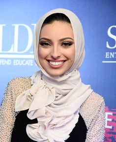 Noor Tagouri Playboy Shoot: Muslim Journalist Becomes First Woman In Hijab To Feature In Men's Magazine | Huffington Post