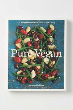 Pure Vegan #anthropologie